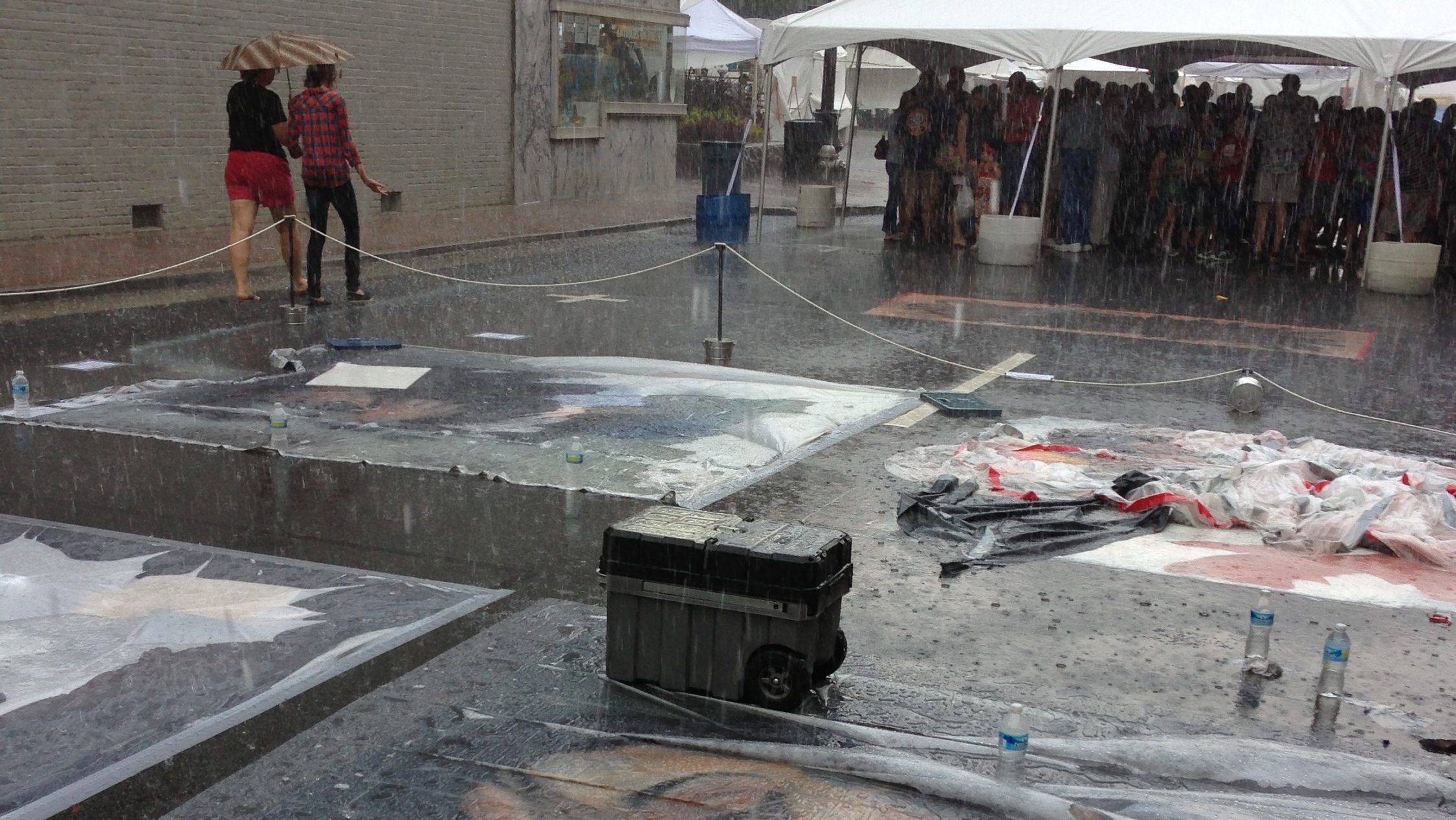 How to Protect your Art from the Elements