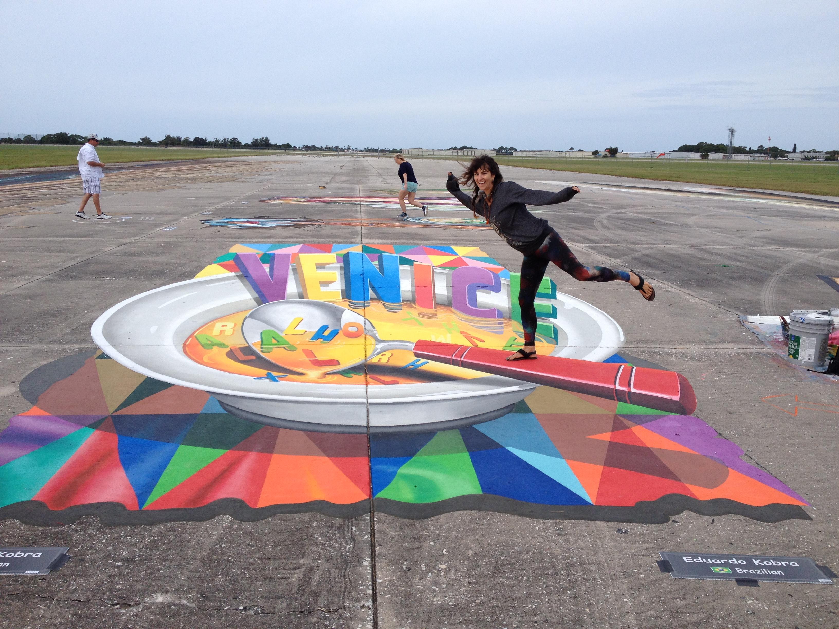 Sarasota Chalk Festival 2015