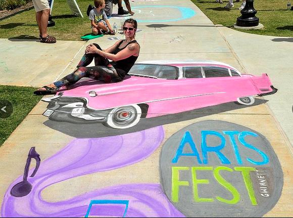 Gwinett Arts Fest 2015