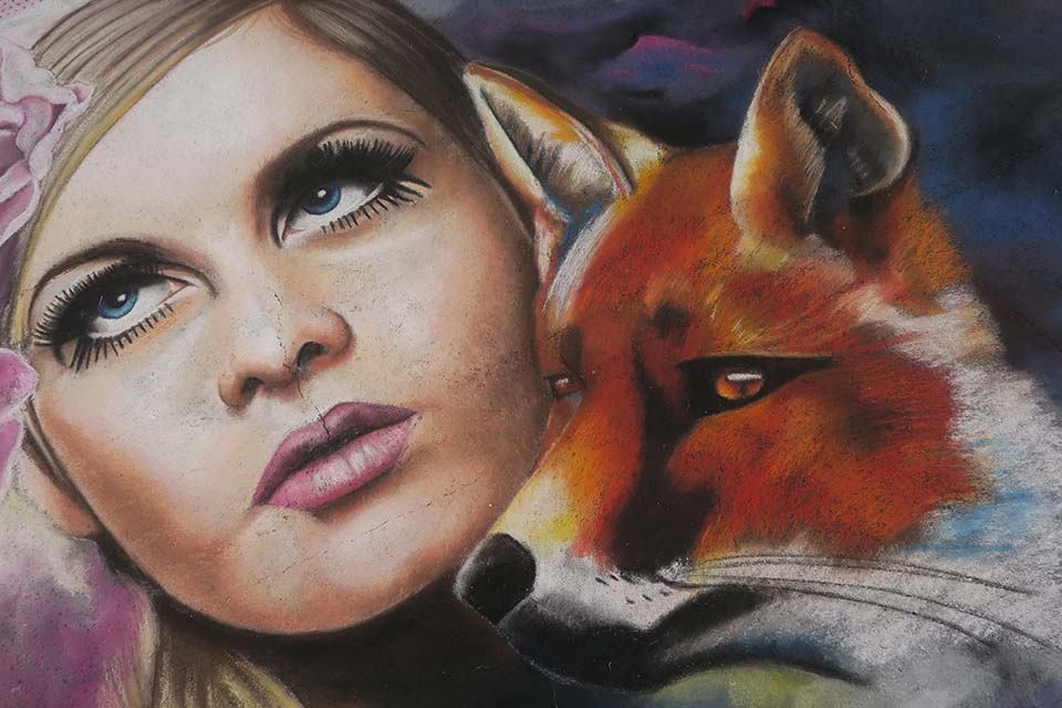 Twiggy by Jessi Queen