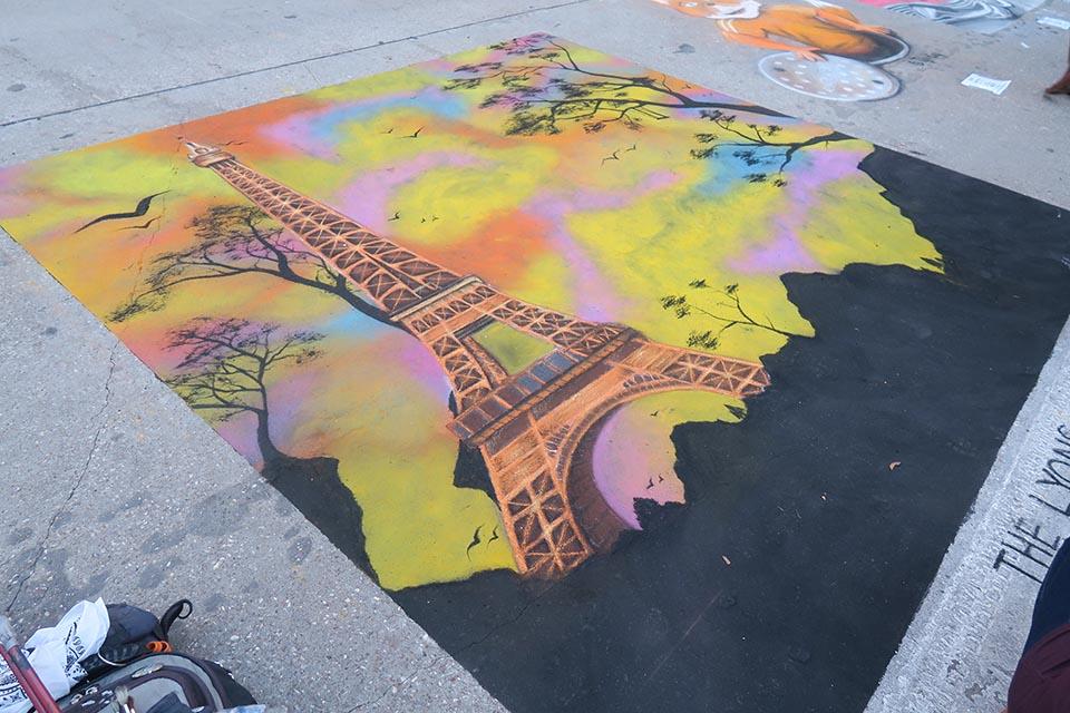 Alex Alfeo Eiffel Tower