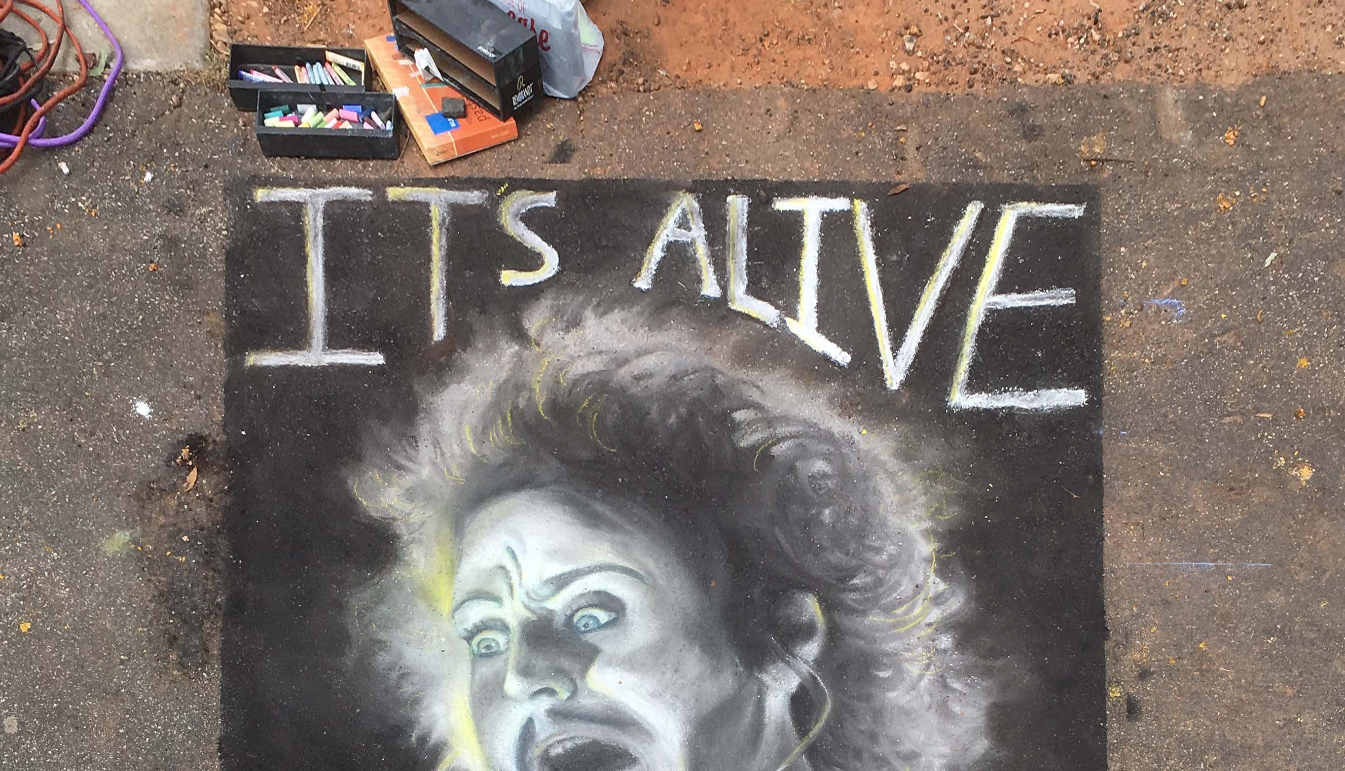 Little 5 Arts Alive Halloween Festival