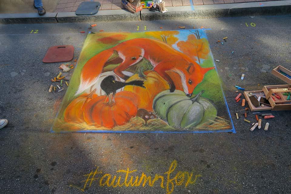 Chalk Fox