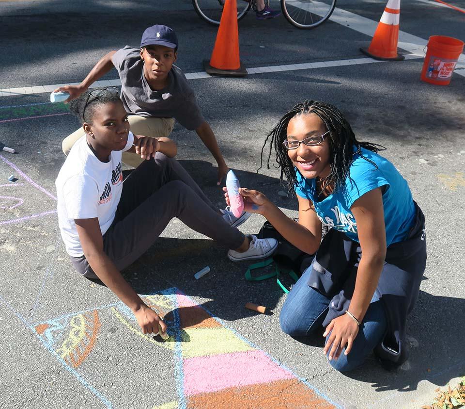 Chalk Friends