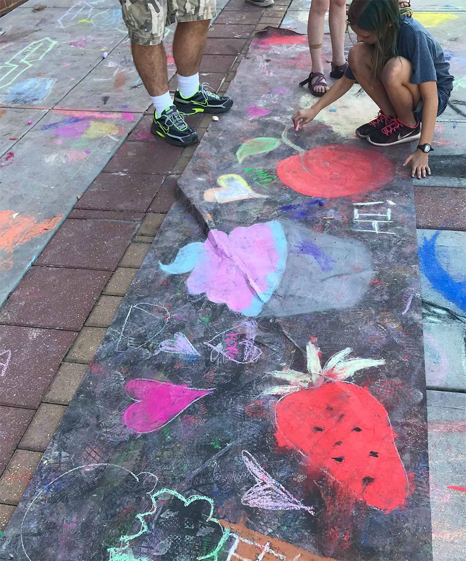Albany-chalk-fest-community-chalk
