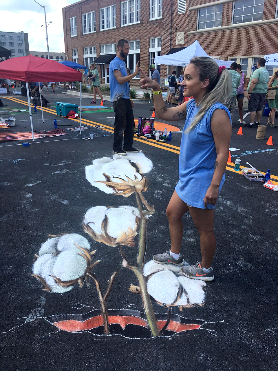 Zachary-Herndon-Cotton-3D-Chalk